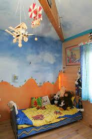 fresque murale chambre bébé fresques murales luc francoulon ame et pinceaux