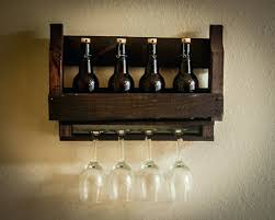 wine rack wall mounted wine glass rack australia wine ledge wall