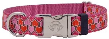 parade ribbon buy premium heart parade ribbon on dog collar online
