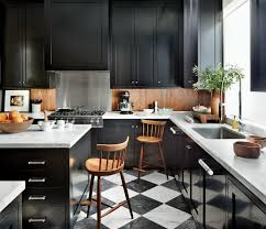 cuisine bois peint cuisine marbre et bois chaios com