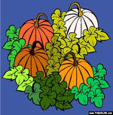 carved halloween pumpkins online coloring page colourings
