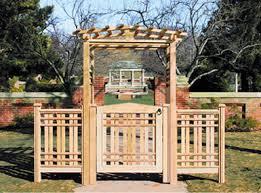 Arbor Trellis Ideas Gate Arbor Crafts Home