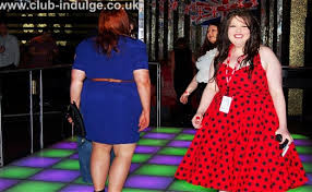 why has someone set up a club night for u0027fat women u0027 in london