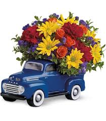 delivery flowers classic 1948 ford canadian flower delivery
