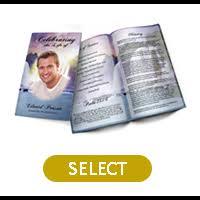 Custom Funeral Programs Premium Custom Designs For Printed Funeral Programs