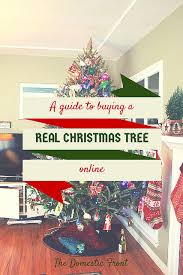 why you should buy your real tree and vendor