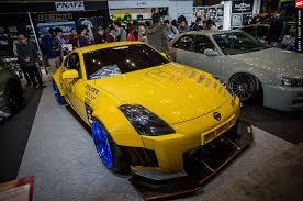 lamborghini custom body kits mercury auto nissan 350z tokyo auto salon 2016