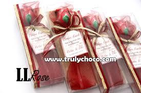 wedding gift surabaya souvenir pernikahan surabaya trulychoco handmade chocolate