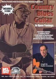 Blind Blues Guitar Player Blues Guitar Books