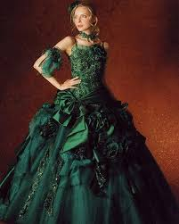 green wedding dress available in every color 5 green wedding