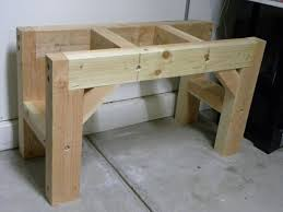 Woodworking Bench Plans Simple by 25 Best Woodworking Workbench Ideas On Pinterest Workbench