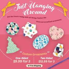 artscow festive vibes custom ornaments sale w free shipping