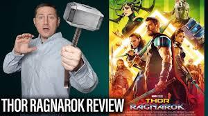 thor ragnarok review youtube