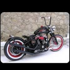 Double White Wall Motorcycle Tires Red Rims White Walls Bobbers Pinterest Bobbers Wheels And