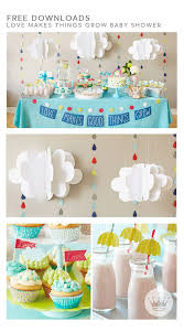 baby shower downloadables throwing a baby shower thanks to these