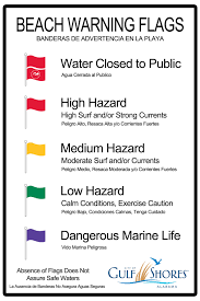 Beach Red Flag Red Flags Go Back Up In Orange Beach With 15 Water Rescues Gulf