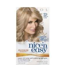 nice n easy hair color chart pin clairol nice n easy color chart on pinterest
