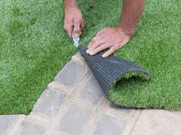 Renovate Backyard How To Lay Artificial Turf Artificial Turf Lawn And Learning