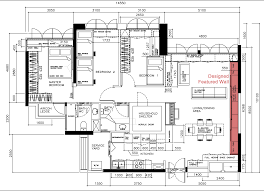 Home Design For 3 Room Flat by 37 Home Plans With Furniture Design Ideas Makes Your Home