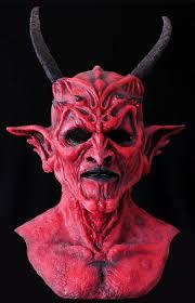 Krampus Halloween Costume Halloween Mask Krampus Silcone Mask