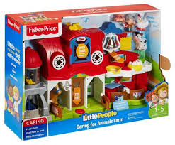Little Tikes Barn Little People Caring For Animals Farm Dwc31 Fisher Price