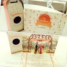 3d wedding invitations pop up 3d garden theme invitation design wedding invitation