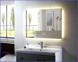 Demisting Bathroom Mirrors Led Bathroom Mirrors With Demister Led Illuminated Bathroom Mror