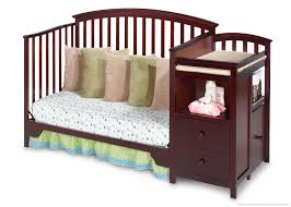 Changing Table Crib Sonoma Crib N Changer Delta Children