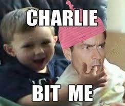 Charlie Meme - ouch charlie meme by midotroll memedroid