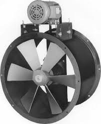 explosion proof fans for sale bcs series tube axial duct fans belt driven carl j bush company