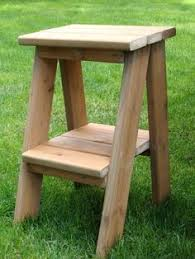 Wooden Step Stool Plans Free by This Wonderful Solid Wood Vintage Stool Step Stool Step
