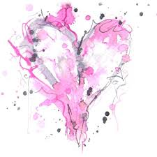 25 beautiful watercolor heart tattoos ideas on pinterest