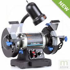 Ebay Bench Grinder - delta 6 u201d bench grinder 2 5 amp variable speeds 3400 rpm 6 inch