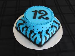 zebra striped birthday cake all buttercream cakecentral com