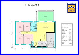 plan maison cuisine ouverte constructeurvendee plans de maisons