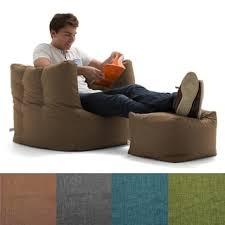 giant bean bag sofa bean bag chairs shop the best deals for oct 2017 overstock com