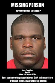 please find him 49ers