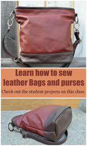 best 25 sewing leather ideas on pinterest leather working
