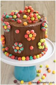 easy cake decorating ideas for beginners edible cereal 4 h cake