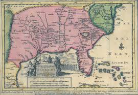 Map Of Florida And Alabama by When Florida Touched The Mississippi The Florida Memory Blog