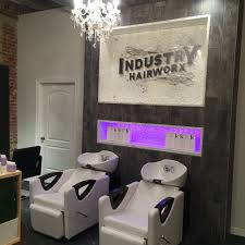 industry hair worx closed hair stylists 117 e february one