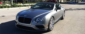 porta da auto bentley car rental miami continental gt american luxury auto rental