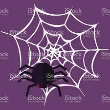 bloody halloween parts spider web stock vector art 618183664 istock