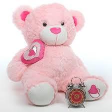 big valentines day teddy bears cutie pie big 30 big pink lovable huggable valentines day