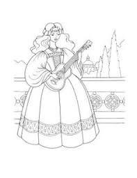 princesas colorir coloring pages