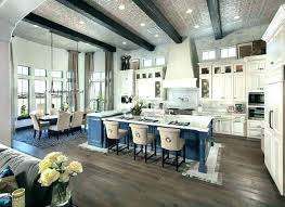 kitchen living space ideas open plan living room and kitchen open concept living room ideas