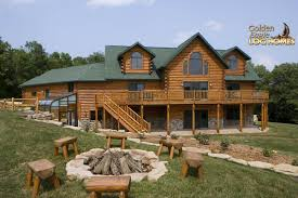 apartments log cabin house plans with basement this place builds