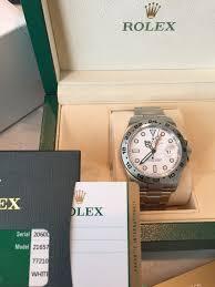 rolex ads 2015 fs rolex explorer ii 216570 white dial random 5 2015 us ad