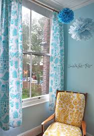 Yellow Curtains Nursery by Natalia U0027s Turquoise Bedroom Curtains Simply The Nest English