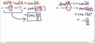 double angle equations jennarocca